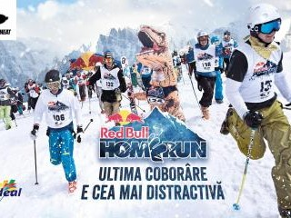 Red Bull Homerun Predeal 2020