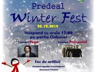Predeal Winter Fest